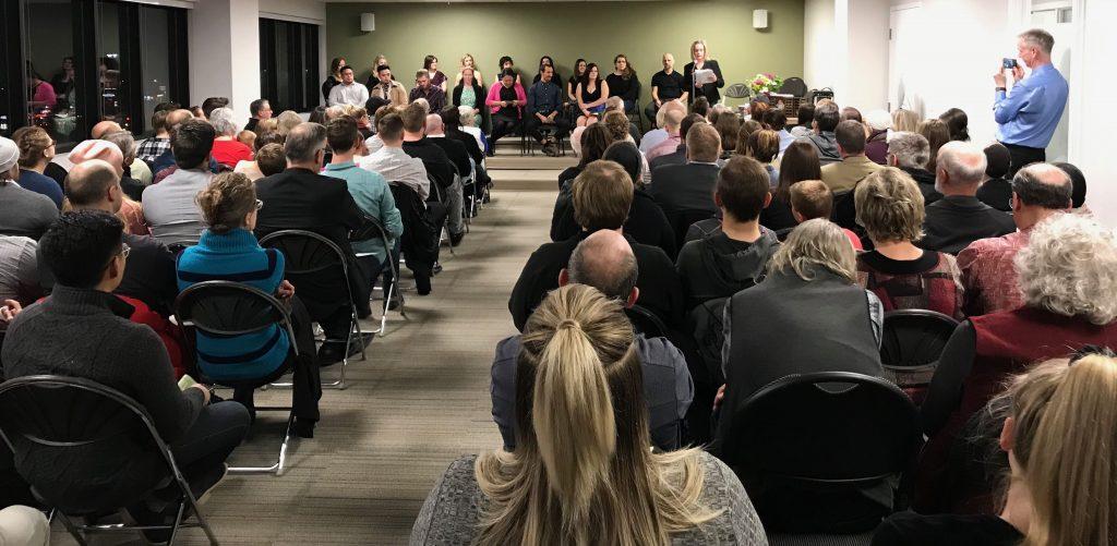 Graduation January 2019 - Evolve College of Massage Therapy - Winnipeg