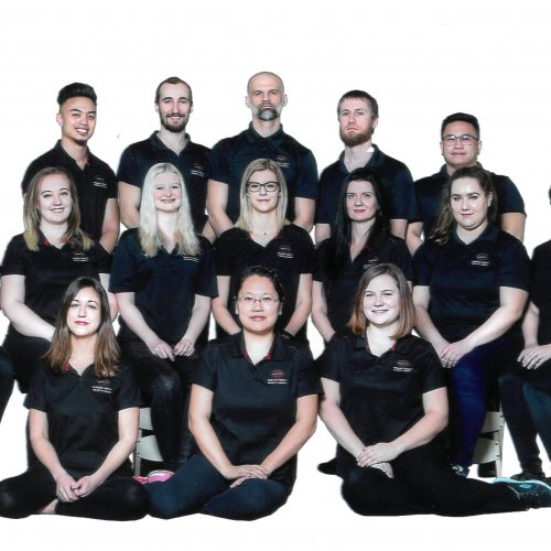 Graduating Class of 2019 - Evolve College of Massage Therapy